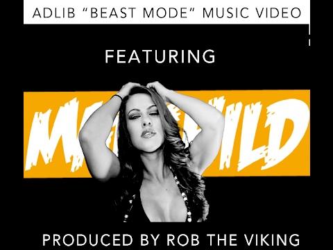Adlib - Beast Mode feat. Madchild (Official Music Video)