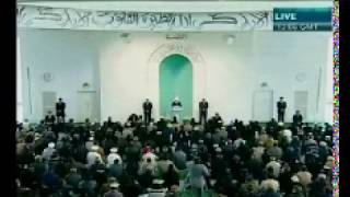 Friday Sermon 29th January 2010 (Russian)