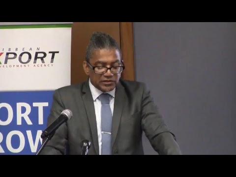 Opening of CARIFORUM-EU Economic Partnership Agreement Workshop