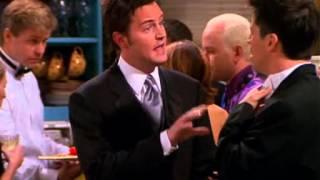 Friends Season 07 Episode 14  - Joeys Apple
