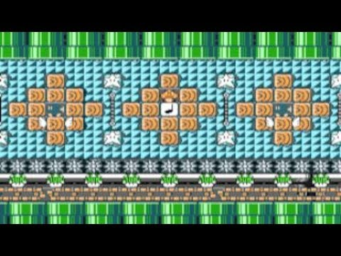 Hyper Coin Race ² • DASH → + ↑ by Hypersonic - SUPER MARIO MAKER - NO COMMENTARY