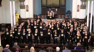 You Get What You Give. Rock Choir Farnham. 22-03-2015