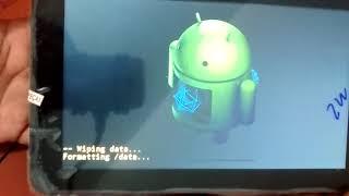Hard Reset no Tablet Multilaser M9