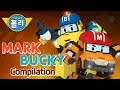 Mark & Bucky Compilation | Robocar POLI Special