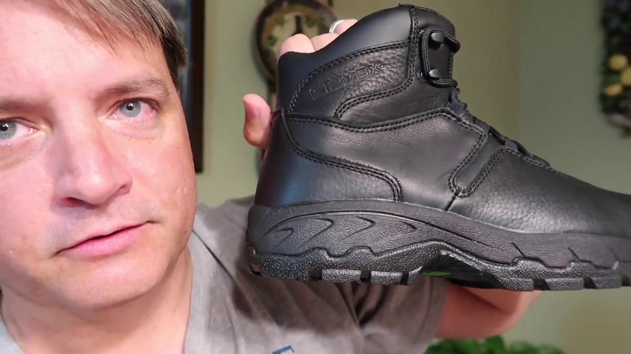 SR Max Denali Work Boots Sent Me A