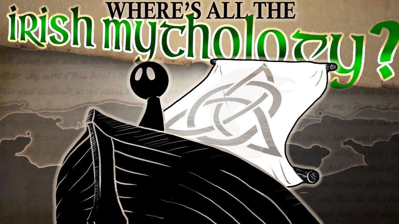 Why Isn't Irish Mythology More Popular? — Irish Mythology Series