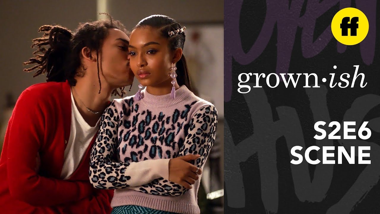 Download grown-ish Season 2, Episode 6 | Zuca Design a Dress | Freeform