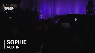 SOPHIE Ray-Ban x Boiler Room 005 | Hudson Mohawke Presents