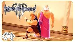 Der Olymp ist wieder sicher #04 Kingdom Hearts 3 [deutsch] - Let's Play