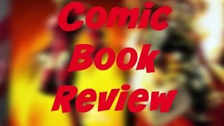 Review : Secret Six #1 from DC Comics