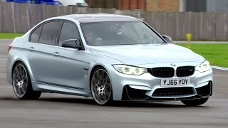 Chris Harris Lap: BMW M3 | Extra Gear | BBC