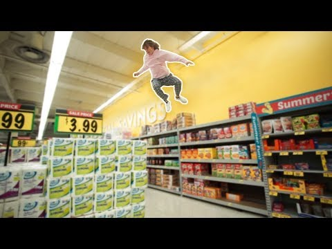 Grocery Shopping with Danny Duncan 4