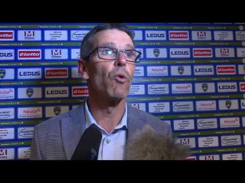 FC Sochaux-Estac⎥Réaction de Jean-Louis Garcia