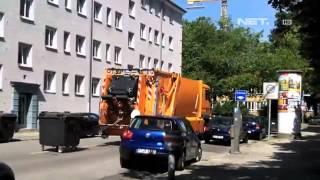 NET12 - Pengolahan Sampah Terpadu di German dan Swedia