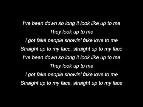 Drake-Fake Love Lyrics