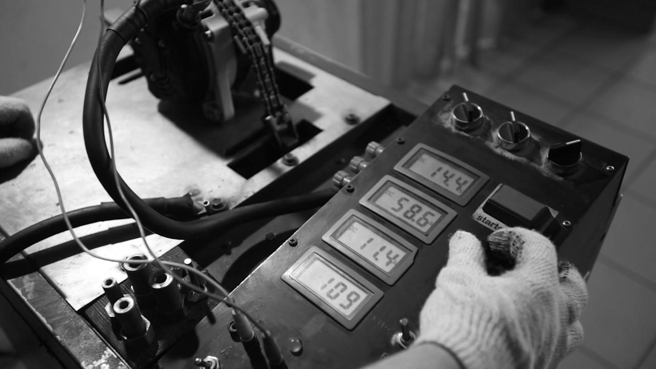 Ремонта генератора Toyota Camry в Омске - Центр Агрегатного Ремонта