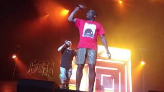 Lay Up || Andy Mineo and Wordsplayed Live in Los Angeles @The