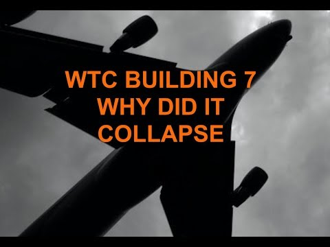 What caused WTC Building 7 to collapse?  - Prof Simon investigates.