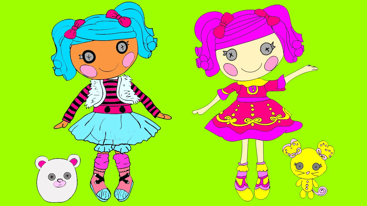 lalaloopsy babies coloring pages - photo#35