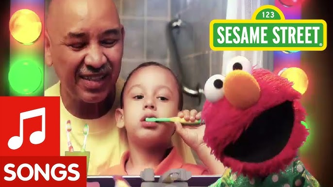 Sesame Street Healthy Teeth Healthy Me Brushy Brush Psa Youtube