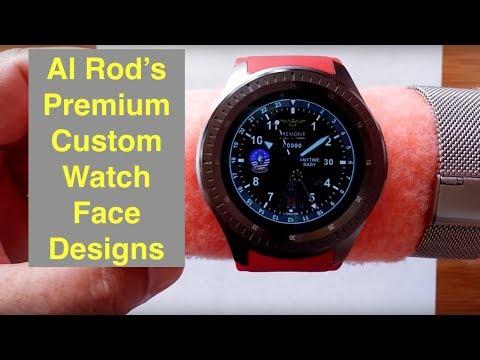 Latest Info: LEMFO LEM9, MAKIBES M3, KOSPET OPTIMUS PRO Smartwatches PLUS Premium Faces from Al Rod! from YouTube · Duration:  1 hour 48 minutes 46 seconds