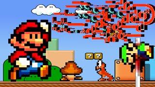 Mario3.exe   Super Mario Bros 3 From Hell