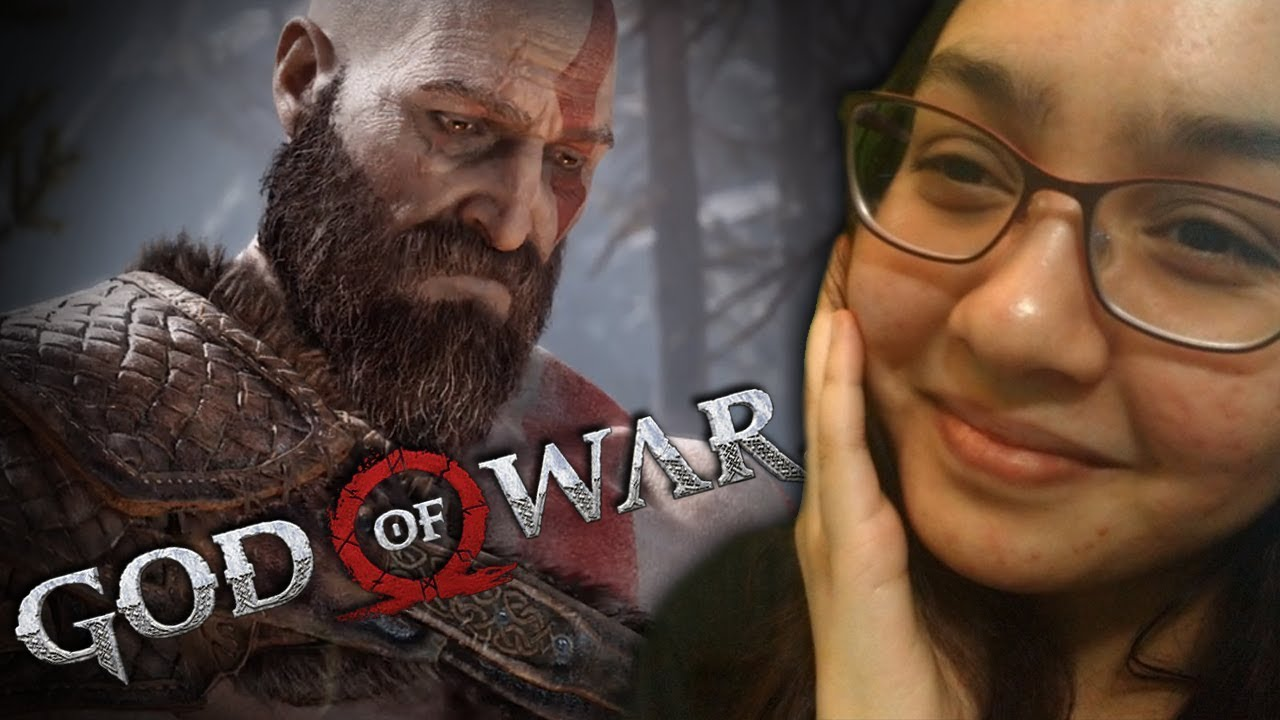 Dad Of War Let S Play God Of War 2018 Ps4 Walkthrough Gameplay Part 1 God Of War 4