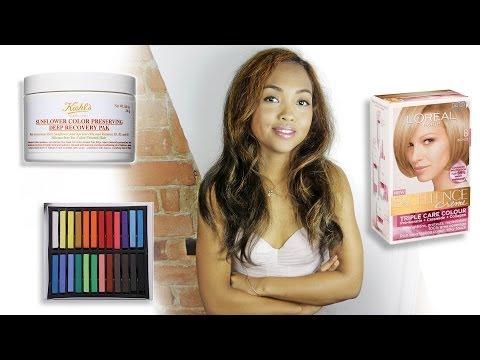 loreal hair chalk fab or flub doovi