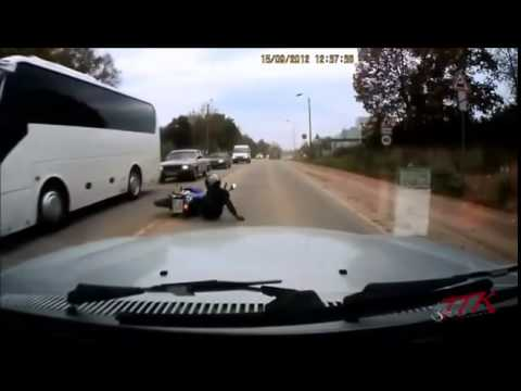 Moto crash compilation 2014