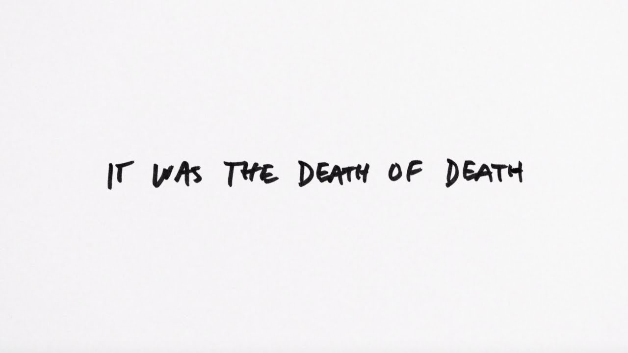 Cody Carnes - Death Of Death (Official Lyric Video)