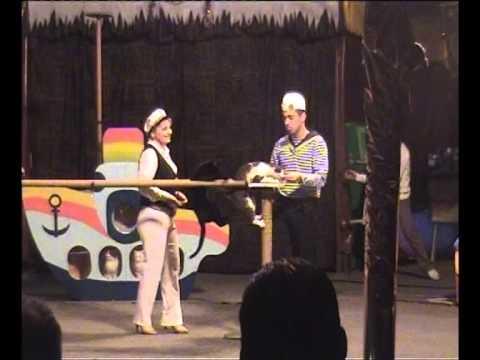 Цирковое представление Золушка