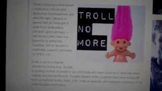082014 SF Bay Guardian p1 - Trolls, Zelda Williams, Legit Posts and WHY so LONG?