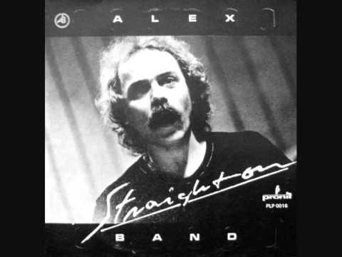 Alex Band  - Wild man