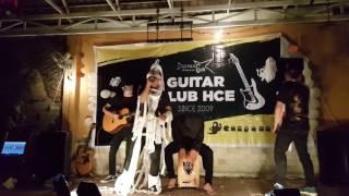 Guitar Halloween: Lột xác