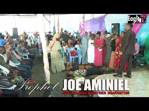 PROPHET. L.A JOE (AMINIEL) SOUL HEALING MINISTRIES Ngaramtoni Arusha Tanzania