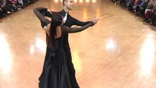 Valerio Colantoni & Monica Nigro | Секрет качества в европейской программе бального танца