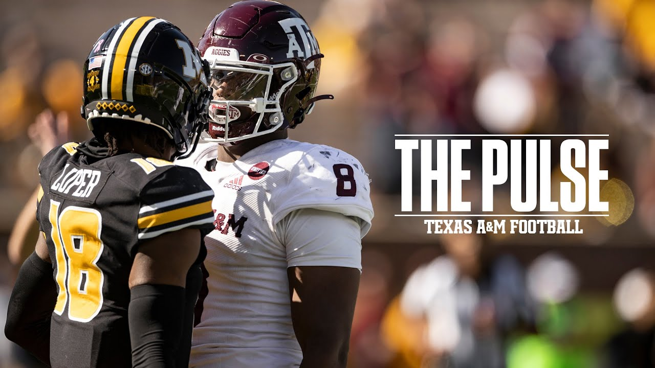 """Download The Pulse: Texas A&M Football   """"Show Me What You Got""""   S8 EP7"""