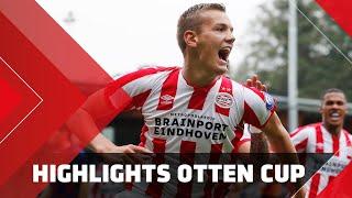 HIGHLIGHTS | PSV O19 - FC Barcelona O19