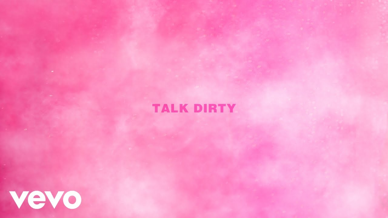 I want to talk dirty