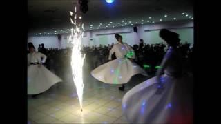 Bursa İlahi ve semazen grubu organizasyon - evlenme düğünü tanıtım