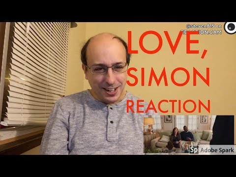 Love, Simon International Trailer Reaction