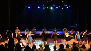 Rhythm Hoppers Graduation Swing Party - Chant of the Groove routine