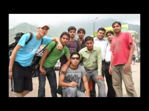 chandigarh business school landran mohali pgdm 2009-11 batch1.flv