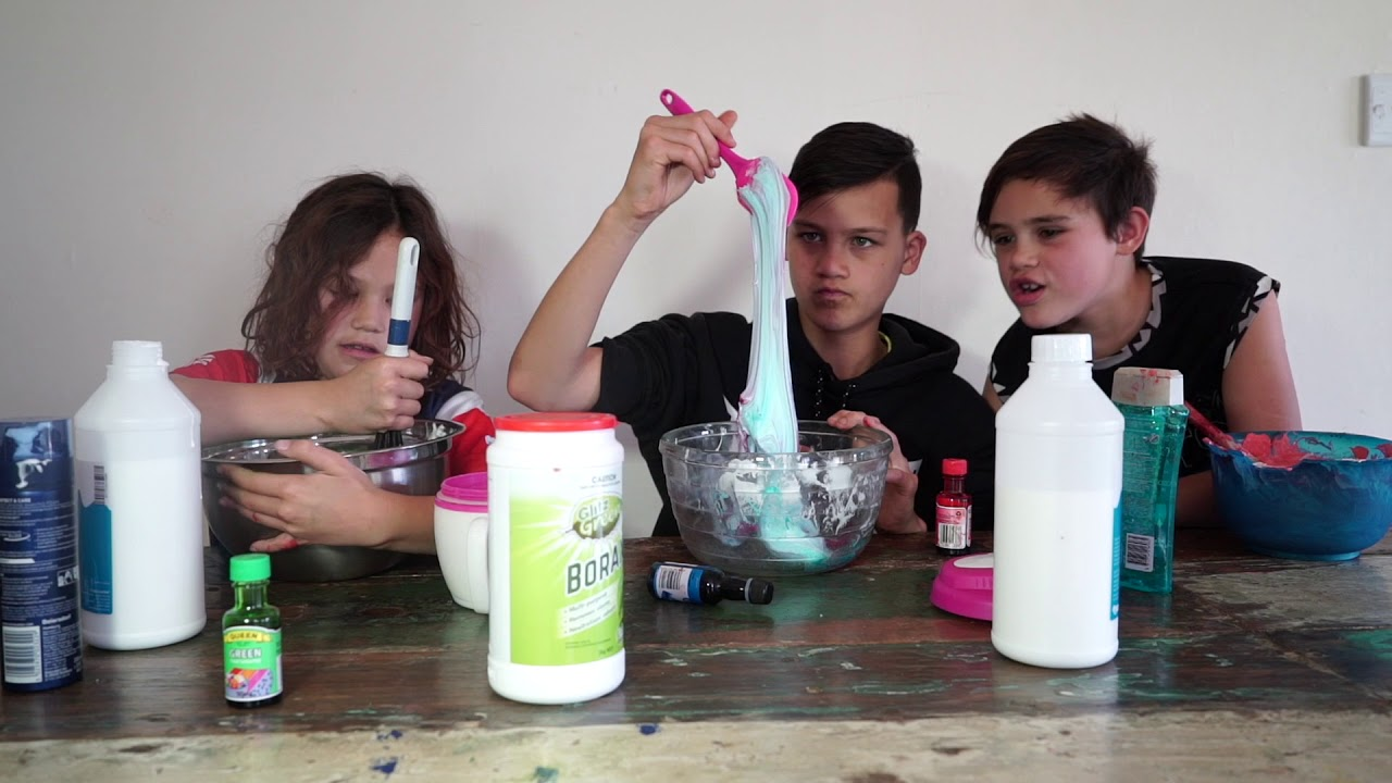 Making slime at home new zealand style youtube making slime at home new zealand style ccuart Gallery