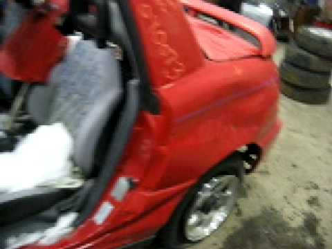 parting out 1996 96 suzuki x90 parts 090073 - youtube