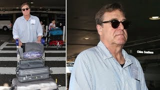 Back From The Dead! John Goodman's 'Roseanne' Character Will Be In The Show's Reboot