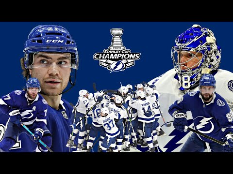 Tampa Bay Lightning | Every Goal from the 2020 Stanley Cup Playoffs (Stanley Cup Champions)