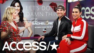'The Bachelorette': Ashley Iaconetti & Jared Haibon Rate Becca's Suitors In Season Premiere | Access