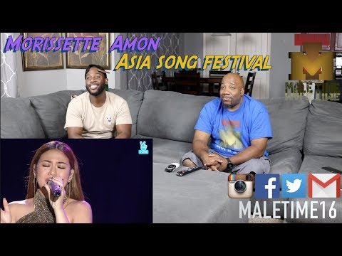 Morissette Amon  2017 Asia Song Festival (Reaction)