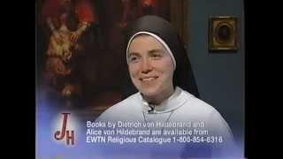 Sr. Teresa Benedicta Block, OP: A Life-long Catholic - The Journey Home (6-13-2005)